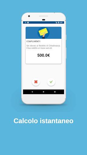 Reddito di Cittadinanza App screenshot 4