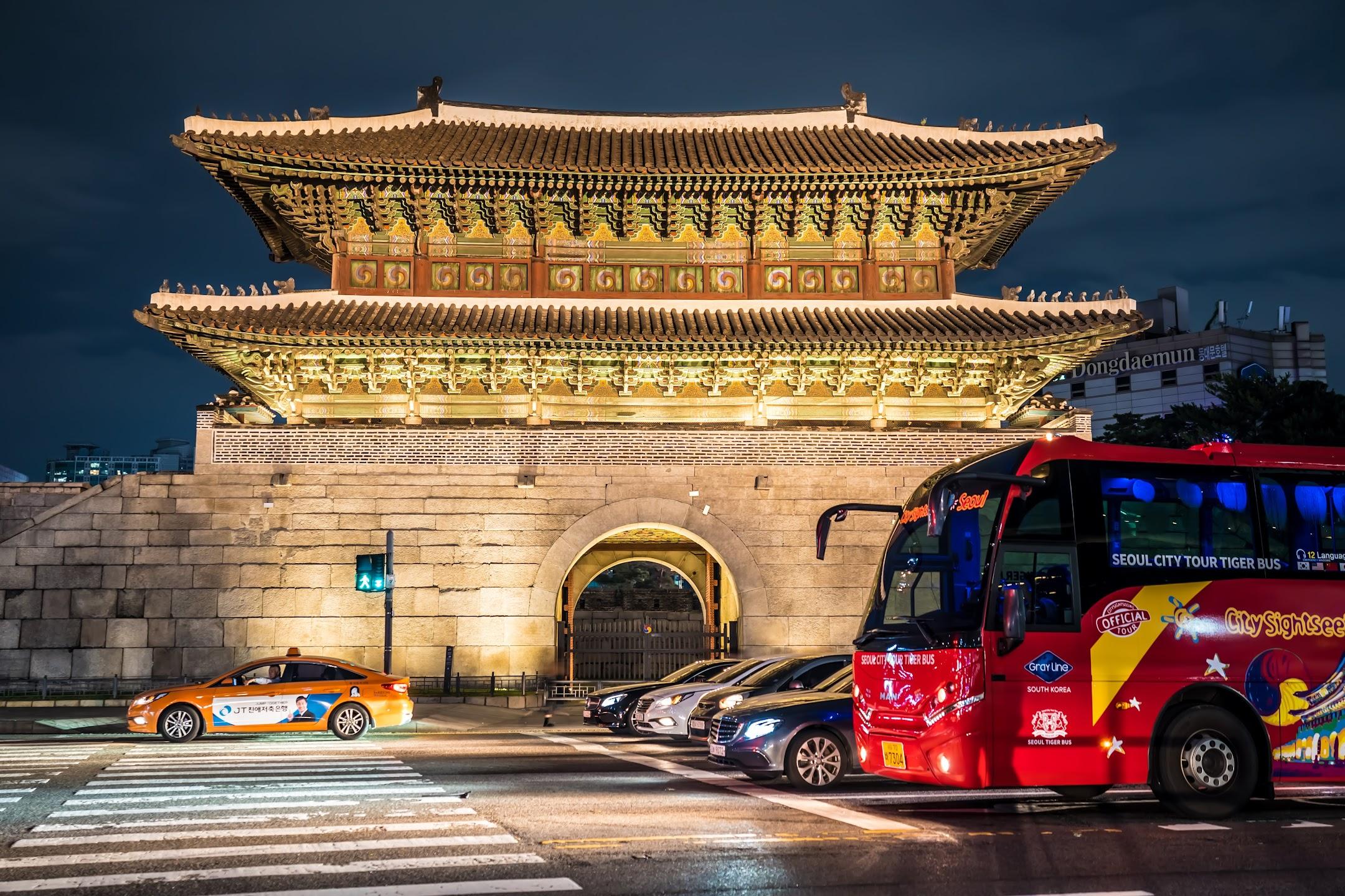 Seoul Dongdaemun Heunginjimun2
