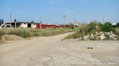 Photo: Str. Primăverii  -  intersectie cu drum f.n. -  (2013.07.28)