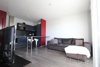 Appartement meublé 2 pièces 41,6 m2