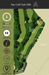 Pau Golf Club 1856- screenshot thumbnail
