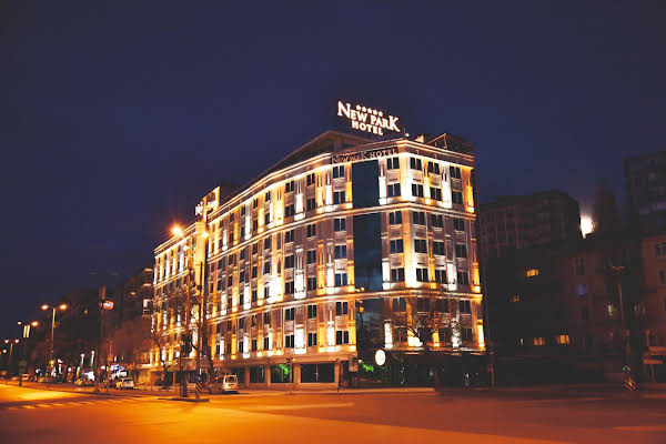 New Park Hotel (Ex. Bera Ankara)