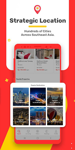 RedDoorz u2013 Hotel Booking App screenshots 4