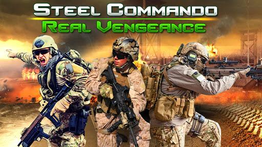 Elite Commando Survivor War 3D
