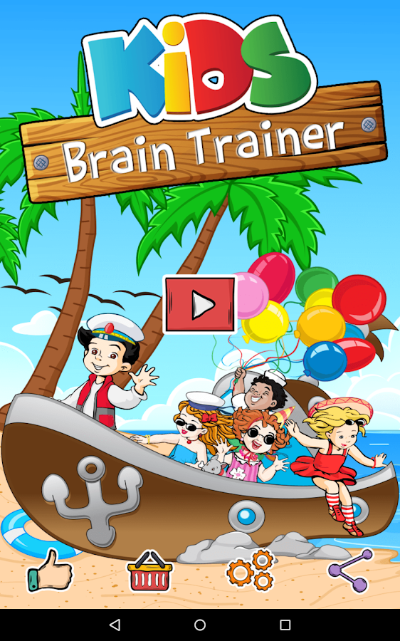 Kids Brain Trainer (Preschool)- screenshot