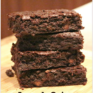 Avocado Quinoa Brownies
