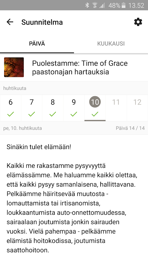 Raamattu – kuvakaappaus