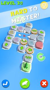 Frog Tactics - Fun Logic Puzzles
