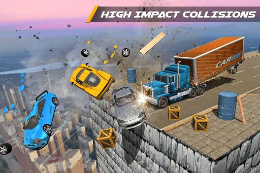Car Crash Game - Real Car Crashing 2018 screenshots 1