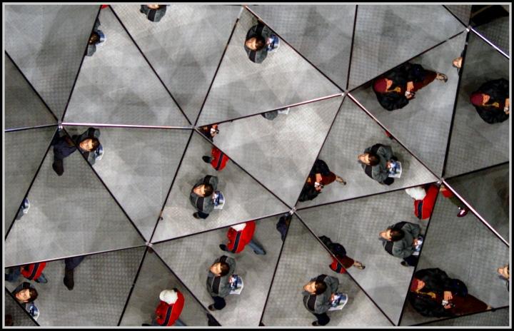 Specchi di CORRADO RIZZOLI PHOTOGRAPHER