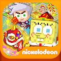 Nickelodeon Pixel Town icon