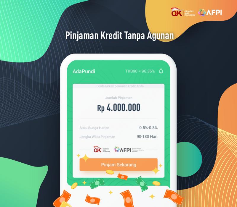 Adapundi Pinjaman Online Uang Dana Rupiah Kredit Android Apps