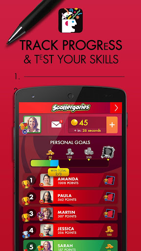 Scattergories 1.3.9.1 screenshots 3