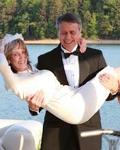 """Photo: """"Elope on a Boat!"""" ~ www/WeddingWoman.net ~  Photo by Sarah Thompson ~ www.PhotoDayBliss.com ~"""