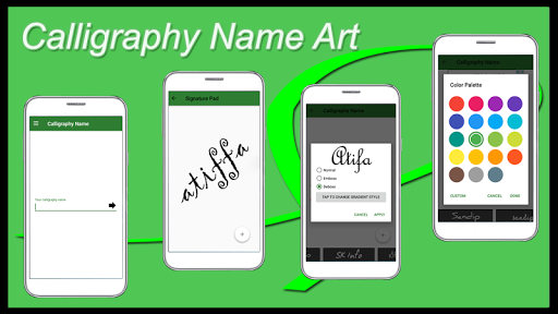 Calligraphy Name Art Maker Apk Download 25