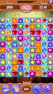 Crystal Blast: Diamond, Gems and Jewels Match 3