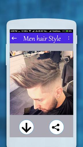 Men hairstyle set my face 2017 1.0.8 screenshots 4