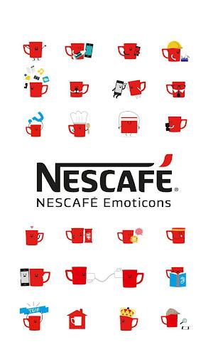 NESCAFÉ Emoticons