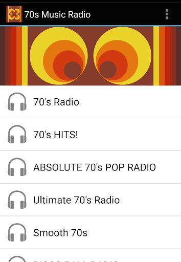 70s Music Radio