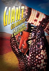 The Giant Gila Monster (In Color & Restored)