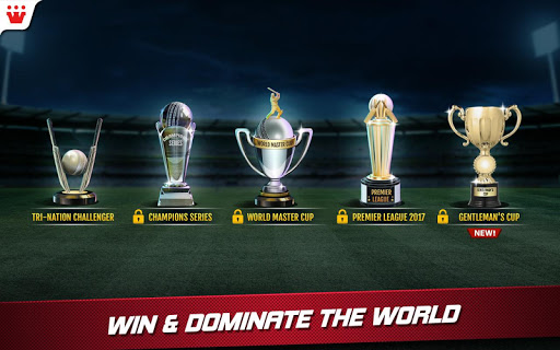 World T20 Cricket Champs 2018