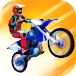 Happy Bike Stunt on Wheels 1.1 Apk