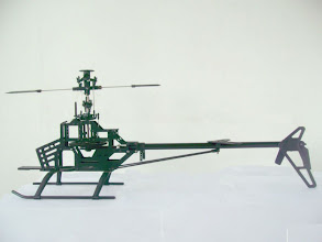 Photo: 450RC helicopter kit