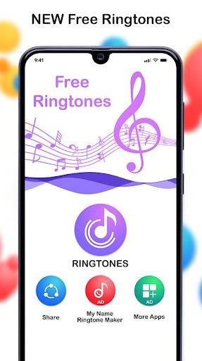 Free Music Ringtones screenshot 7