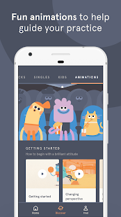 Headspace: Meditation & Mindfulness Screenshot