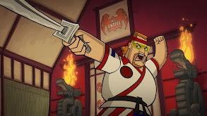 Silent Punch, Deadly Punch; Ninja Camp thumbnail