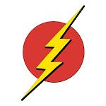 Logo for Flash's TapHunter Bar