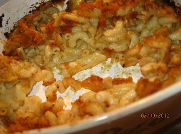 Mac N Cheese For Six Recipe