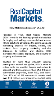 RCM Mobile Marketplace- screenshot thumbnail