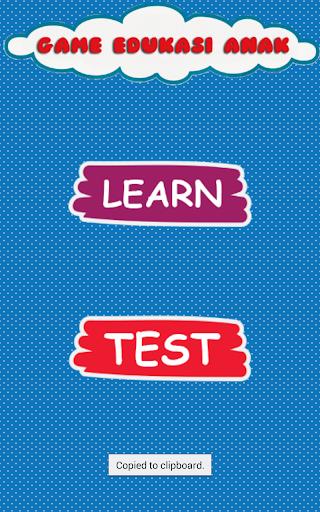 Game Edukasi Anak Lengkap 2.1 screenshots 13