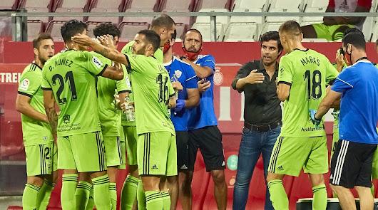 """Mario Silva: """"Pido disculpas a la afición, no se pueden regalar más puntos así"""""""