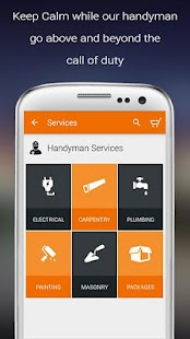 Sayfix- Trusted Local Services- screenshot thumbnail