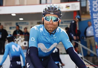 📷 Movistar-renner laat met duizelingwekkende foto weten 'klaar te zijn voor de oorlog'