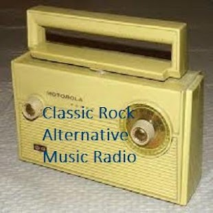 Classic Rock Alternative Music Radio - náhled