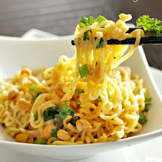 Two Minute Thai Noodles.