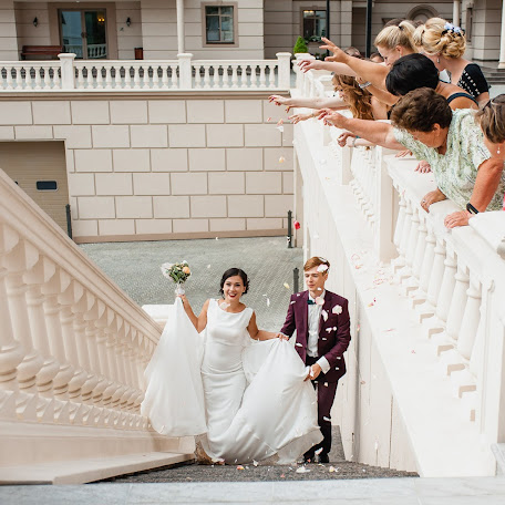 Wedding photographer Andrey Semchenko (Semchenko). Photo of 31.12.2017