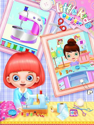 Little Kids Designer-girl game