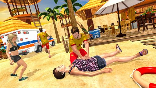 Lifeguard Beach Rescue Duty: Emergency Rescue Team 1.0.3 screenshots 1
