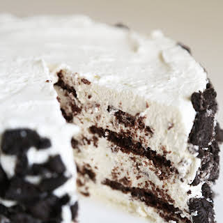 Icebox Cake.