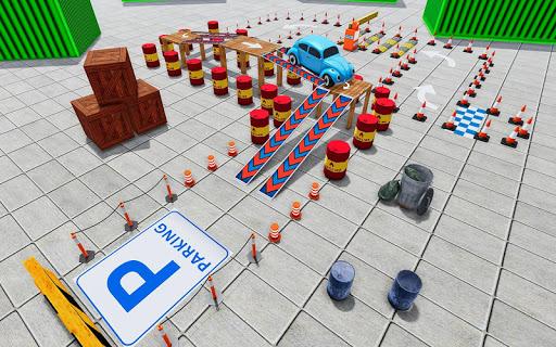 Classic Car Parking Simulator screenshots 2