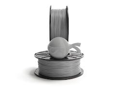 NinjaTek Chinchilla Steel Gray TPE Filament - 2.85mm (0.5kg)