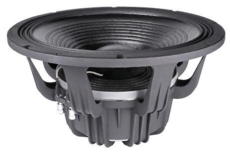 """Faital Pro 15XL1400 - 15"""" högprestanda högtalarelement"""
