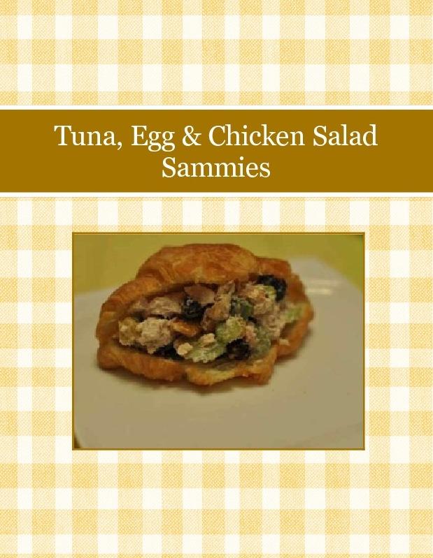 Tuna, Egg & Chicken Salad Sammies