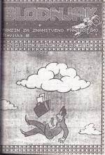 Photo: Blodnjak št. 2 (maj 1989, ur. Marjan Skvarča)