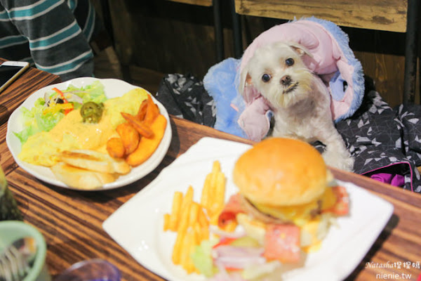 寵物友善餐廳│台北信義微風松高美食推薦│韓姜熙小廚房~白飯冰淇淋吃到飽