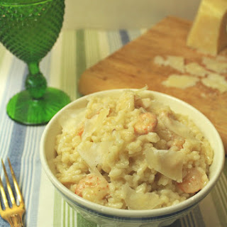 Shrimp and Red Fish Risotto Recipe